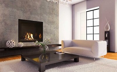 Adding A Modern Fireplace To Your Home