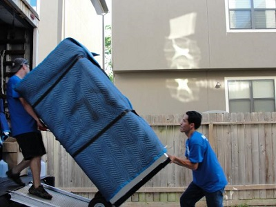 Professional Movers in Los Angeles