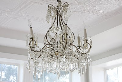Why your house needs a french chandelier and mirror easy home concepts french chandelier aloadofball Gallery