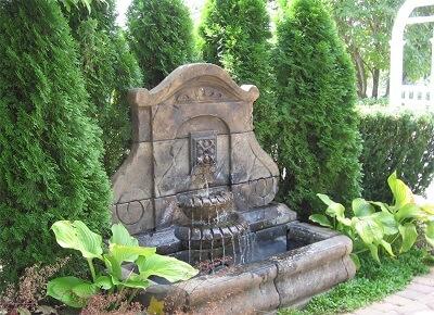 cast-stone-fountain