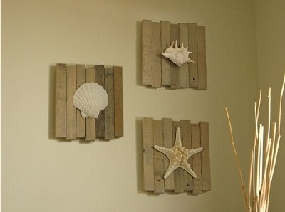 Marvelous Beach Wall Decor