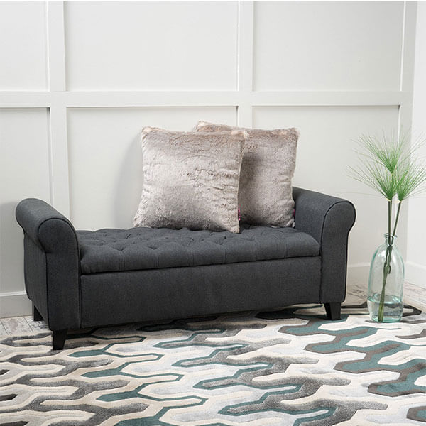 6 best bedroom benches of 2020 - easy home concepts