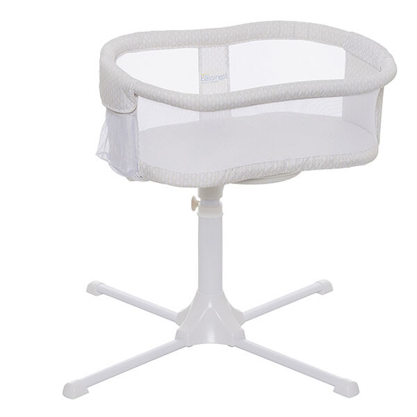 HALO Bassinest Swivel Sleeper Bassinet - Essentia Series