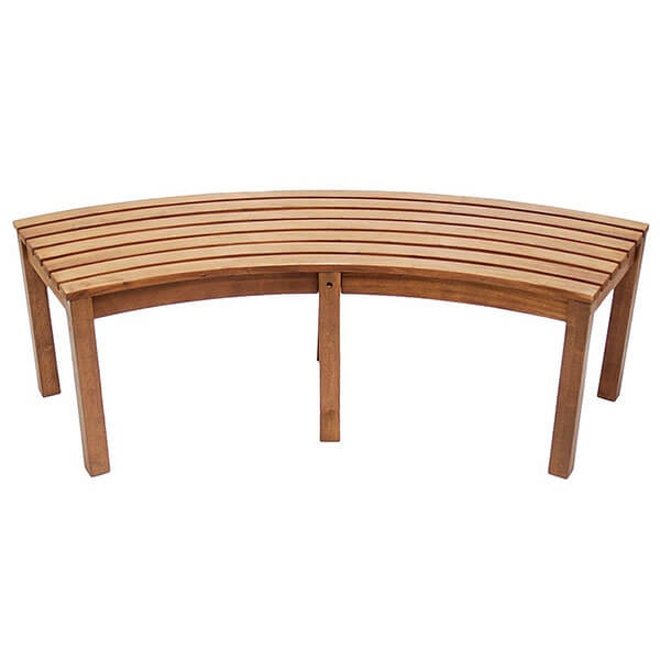 Fabulous 6 Best Curved Benches Of 2019 Easy Home Concepts Lamtechconsult Wood Chair Design Ideas Lamtechconsultcom