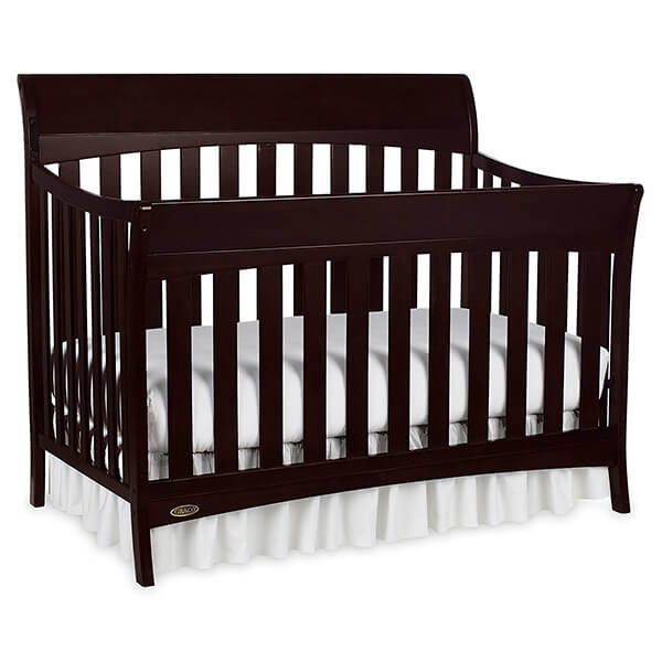 Graco Rory Convertible Crib, Espresso