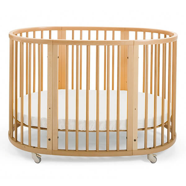 6 Best Round Cribs Of 2019 Easy Home Concepts