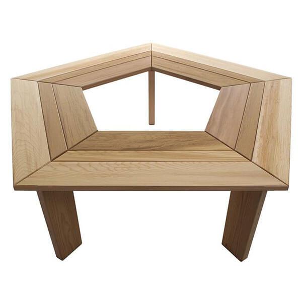 All Things Cedar Tree Bench
