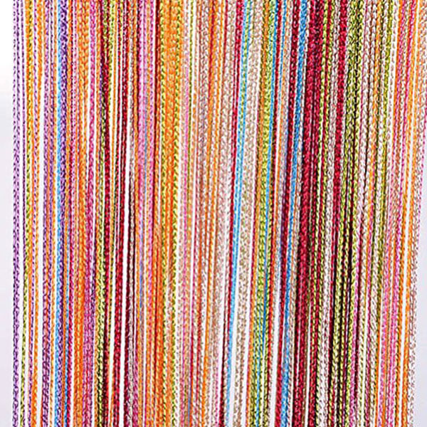 Tangpan 7 Color Beaded Curtain