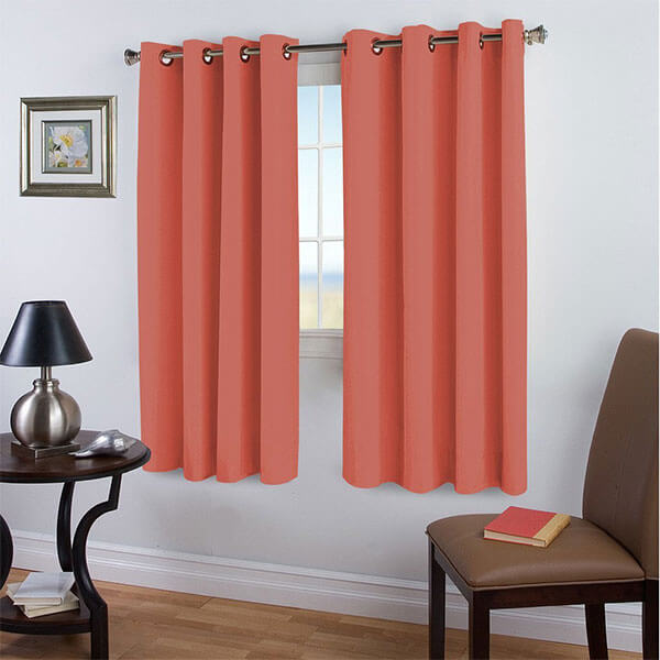 Turquoize 99% Blackout Curtains