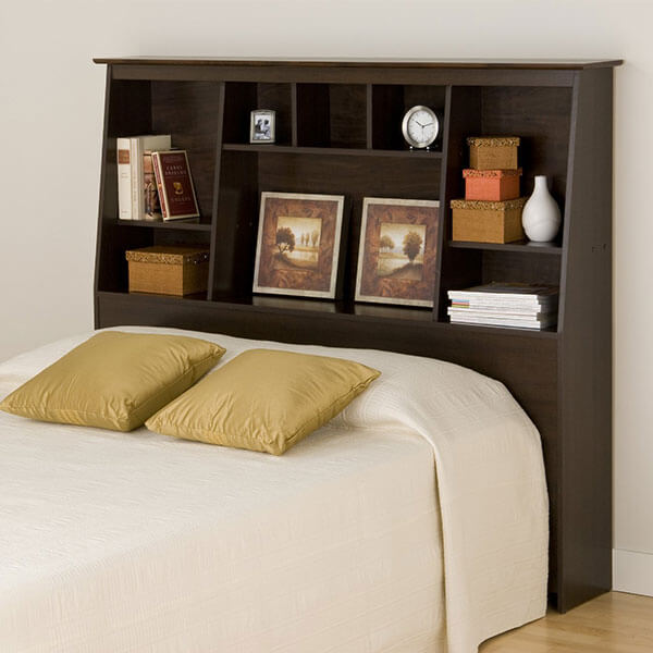 Bookcase Headboards