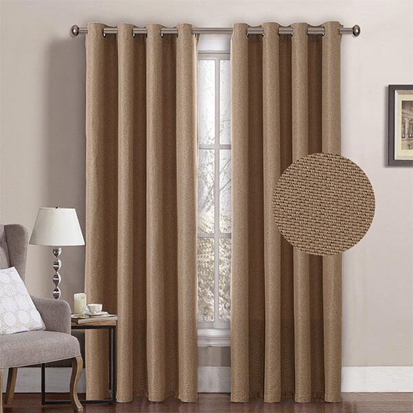 H.Versailtex Textured Linen Curtains