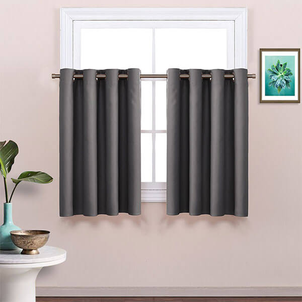 NICETOWN Blackout Window Valance