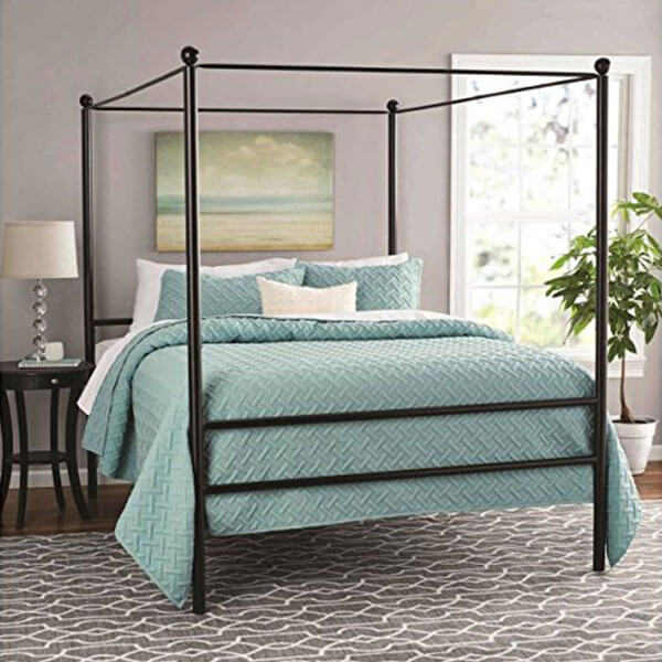 Mainstay Modern Design Canopy Bed