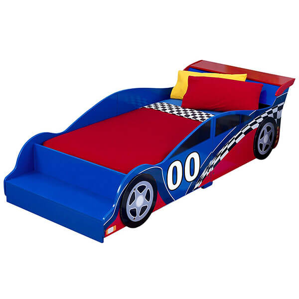 Race Car Toddler Bed  sc 1 st  Easy Home Concepts & Car Beds - Easy Home Concepts