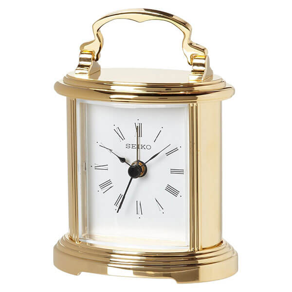 Seiko Desk Carriage Clock