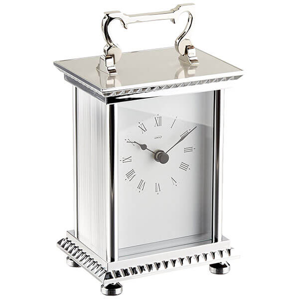 New Haven Anniversary Carriage Clock