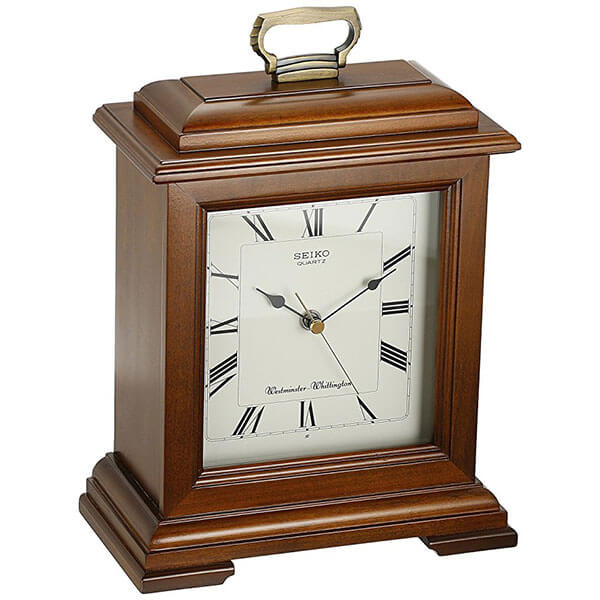 Seiko Mantel Chime Carriage Clock