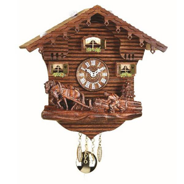 Kuckulino Black Forest Cuckoo Clock