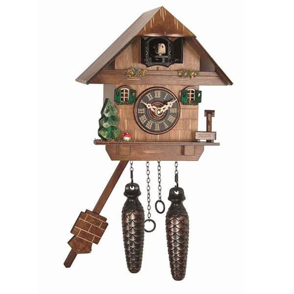 River City Clocks Quartz Cuckoo Clock