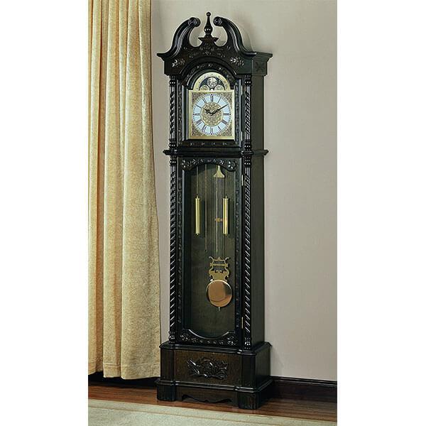 Coaster Home Furnishings Traditional Grandfather Clock