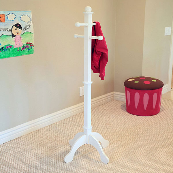 Frenchi Home Furnishing Kids' Coat Rack