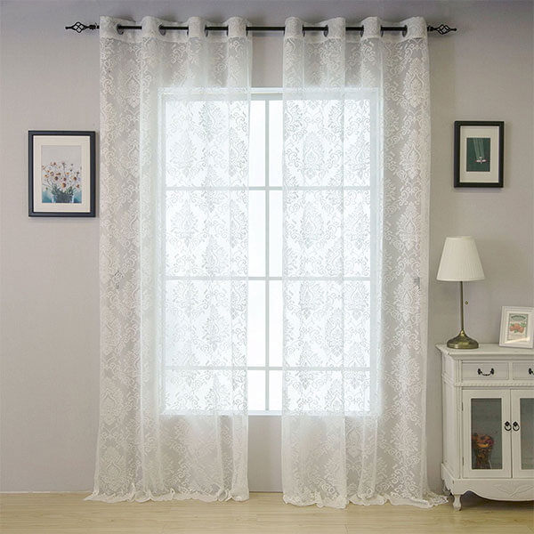 Valea Home Lace Window Curtain