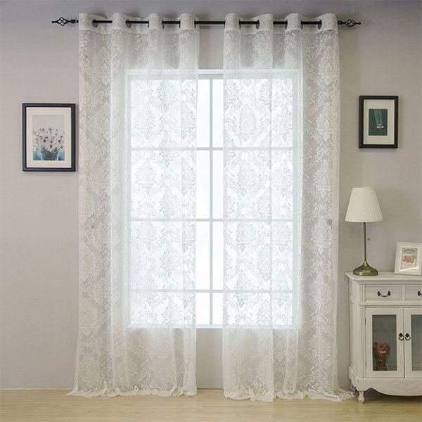 Valea Home Lace Window Curtain