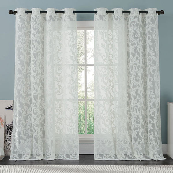 Brightmaison Lace Curtain