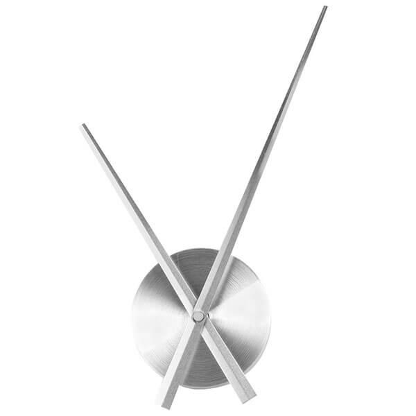 YESURPRISE Modern Aluminum 3D Clock
