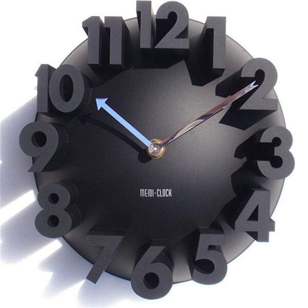 GCA Modern Wall Clock