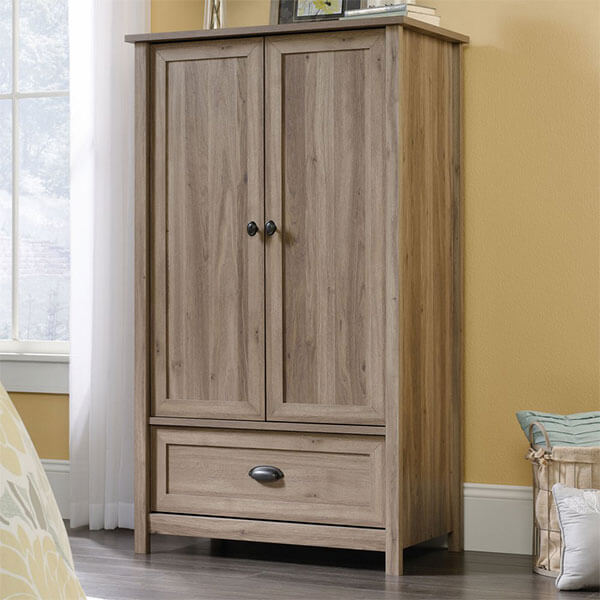 Oak Armoires Easy Home Concepts