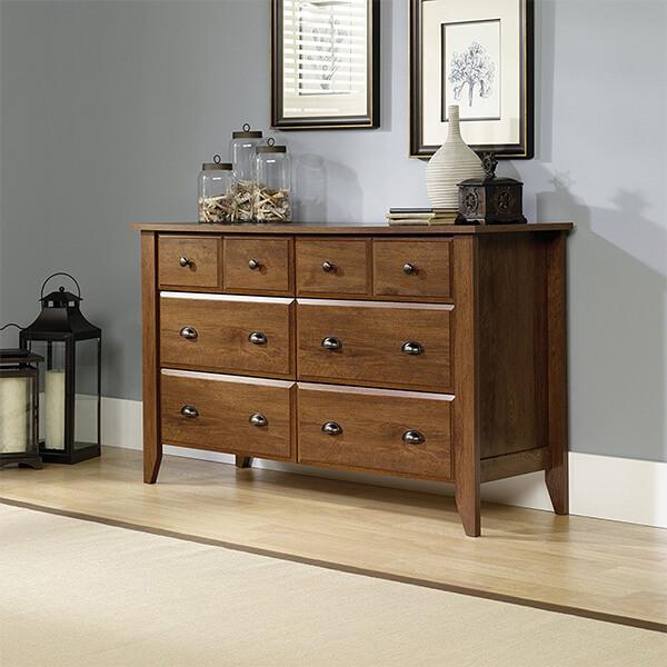 Sauder Shoal Creek Dresser, Oiled Oak