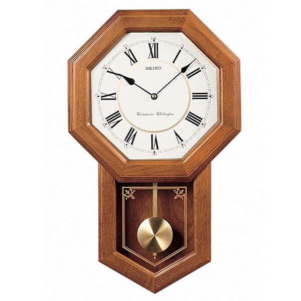 Seiko Schoolhouse Pendulum Clock