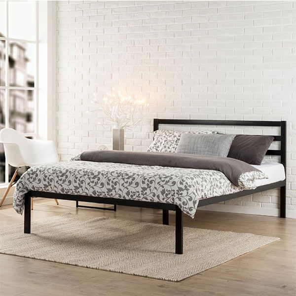 Zinus Modern Studio Platform Metal Bed Frame