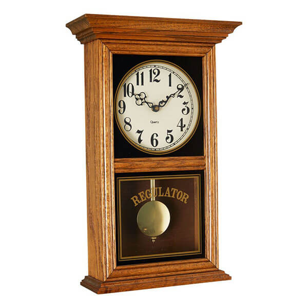 Dearborn Regulator Wall Clock Kit