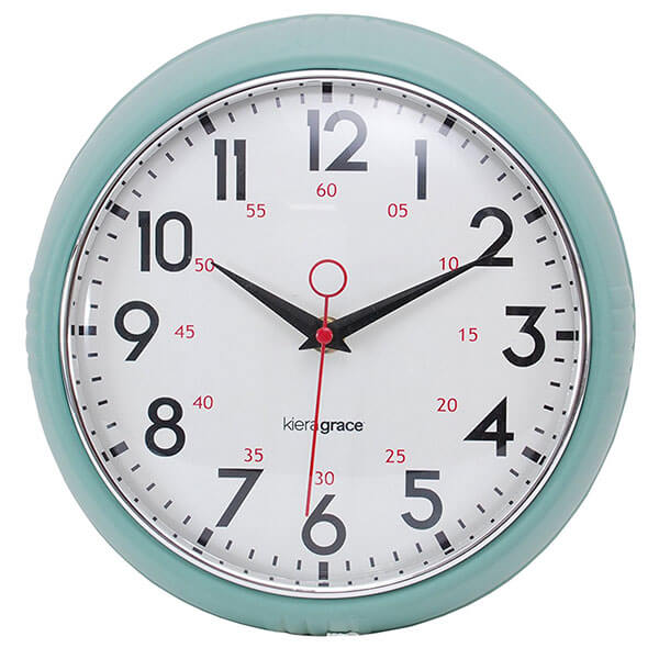 Kiera Grace Retro Wall Clock