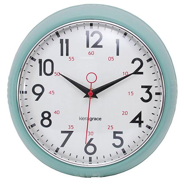 Kiera Grace Retro Wall Clock