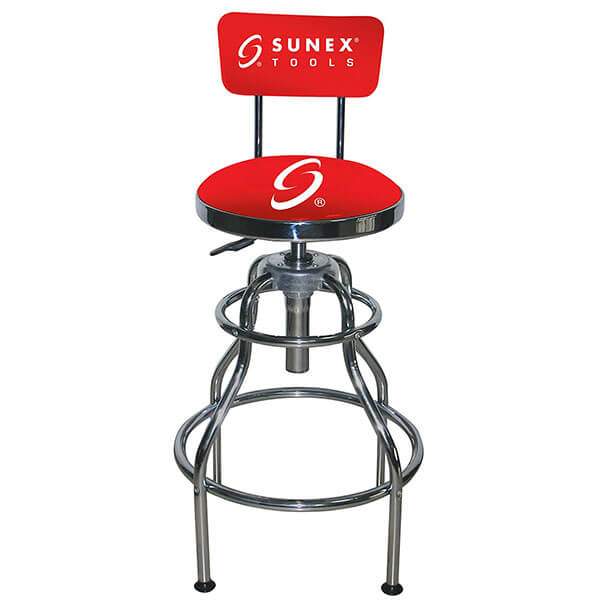 Sunex Hydraulic Shop Stool