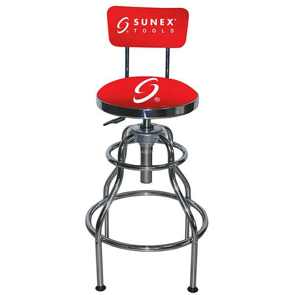 Sunex Hydraulic Shop Stool