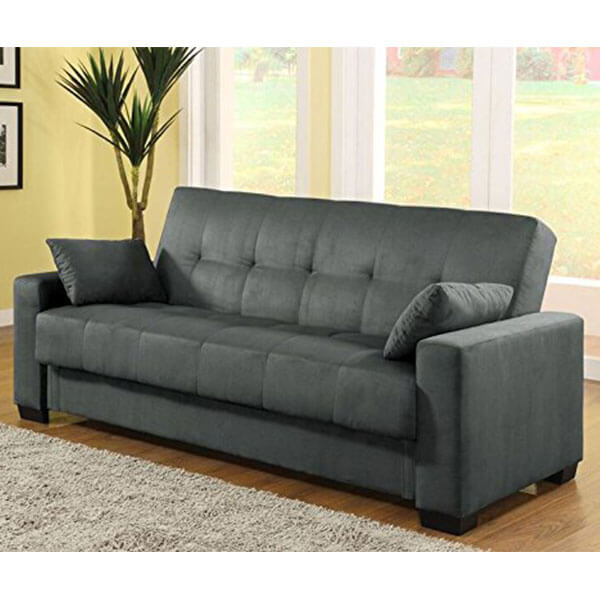 Pearington Mia Microfiber Sofa Sleeper Bed