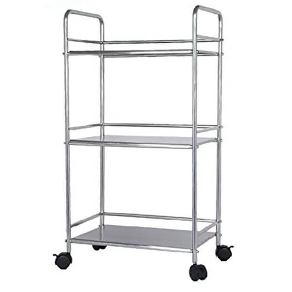 EPG-Life 3 Tier Stainless Steel Kitchen Cart