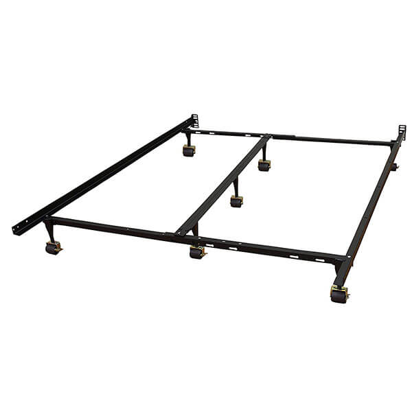 Classic Brands Hercules Universal Heavy-Duty Steel Bed Frame