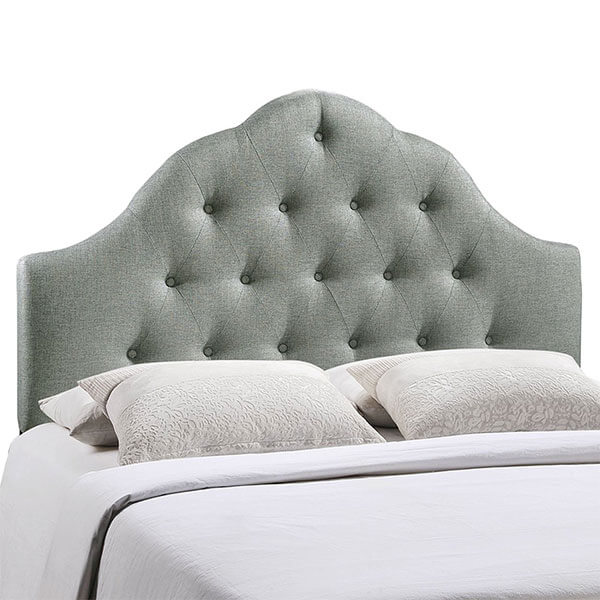 Modway Sovereign Tufted Button Fabric Headboard