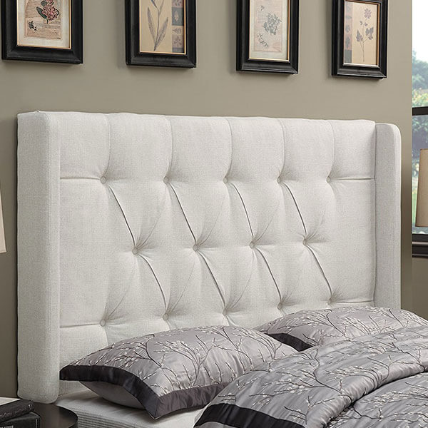 Pulaski Shelter Button Tufted Headboard