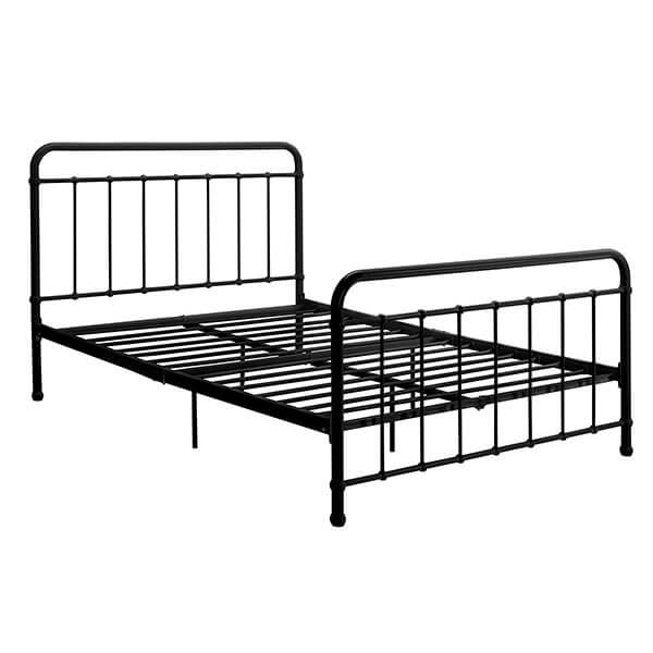 DHP Brooklyn Wrought Iron Bed Frame
