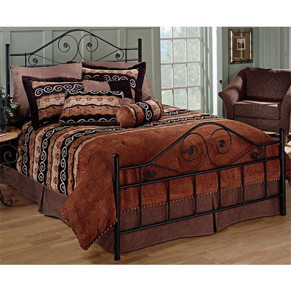 Hillsdale Furniture Harrison Metal Bed Frame