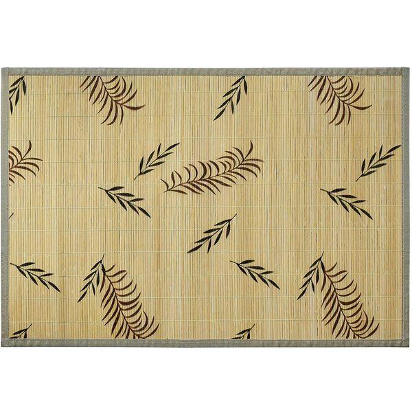 GBHome 100% Natural Bamboo Rug