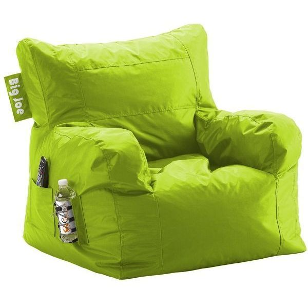 Comfort Research Big Joe Dorm Chair with Smart Max Fabric