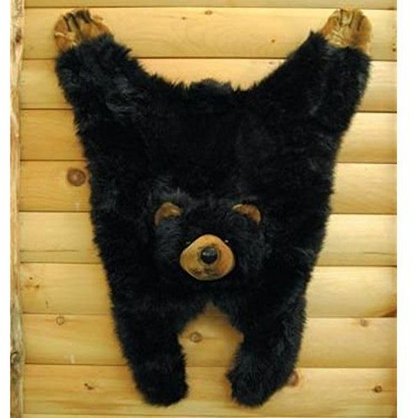 Cute Plush Bear Rug