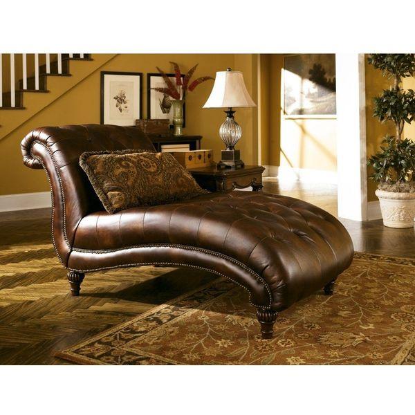 Famous Collection Antique Chaise